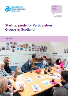 Start-Up Guide For Participation Groups