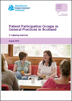 Patient Participation Groups in General Practices in Scotland : a mapping exercise